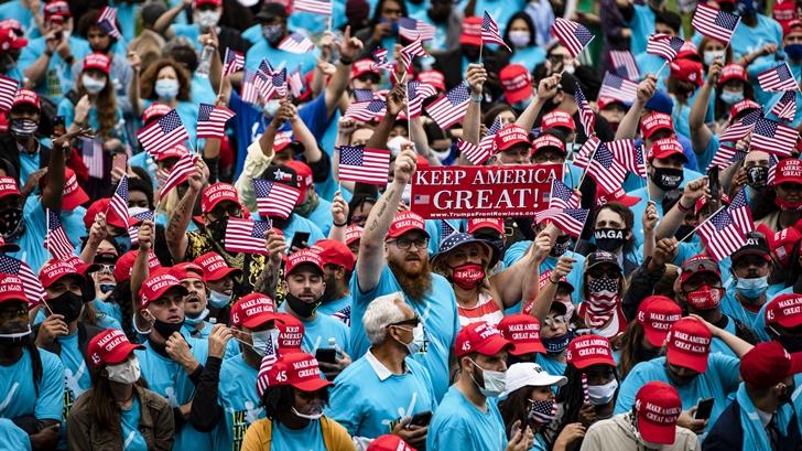 A tres semanas de las elecciones en EEUU: ¿Qué escenario está planteado? ¿La democracia está en riesgo?