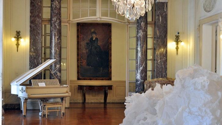 La naturaleza de la obra artística y el recorrido por dos exposiciones (Paisaje-Ciudad T03P16)