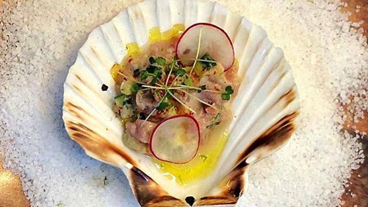 Probamos el menú de O'Farrel, en Manantiales (El Degustador Itinerante)
