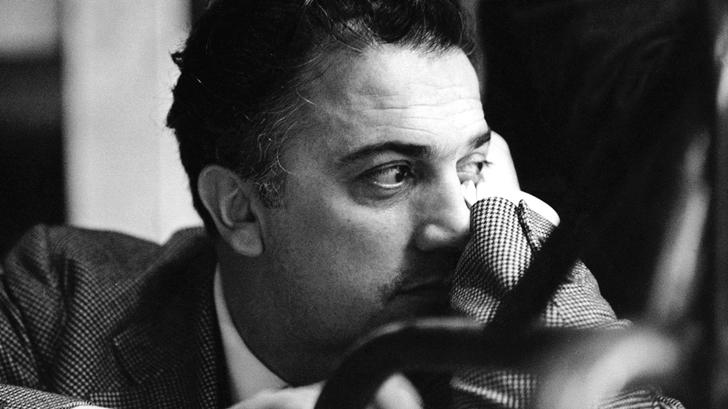 <em>La Tertulia, de Colección</em>: Cristina Morán y Federico Fellini