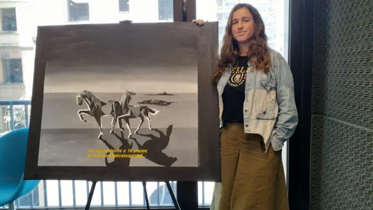 <em>La Conversación</em>: Con Mya Ferrando, artista, ilustradora