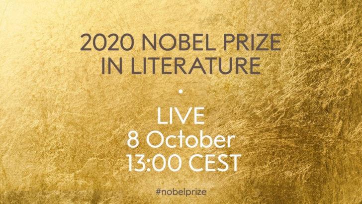 La previa del Nobel de Literatura 2020