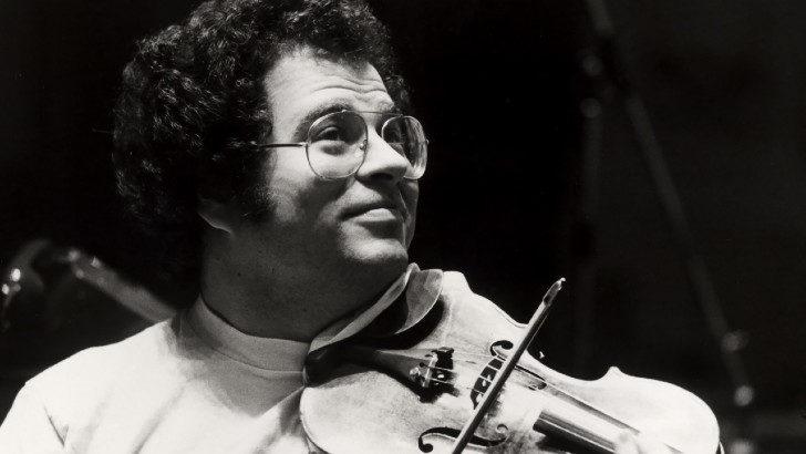 Itzhak Perlman, violinista de todas las épocas