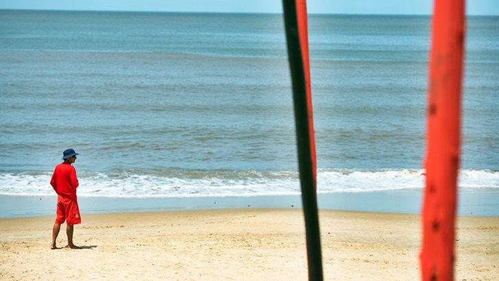 <em>Los ojos de la radio</em>: Inició el servicio de guardavidas en las playas habilitadas de Montevideo