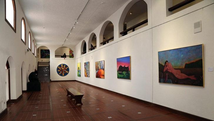 <em>Tripulacción</em>. Turismo local: Con los encargados del Museo Ralli de Punta del Este