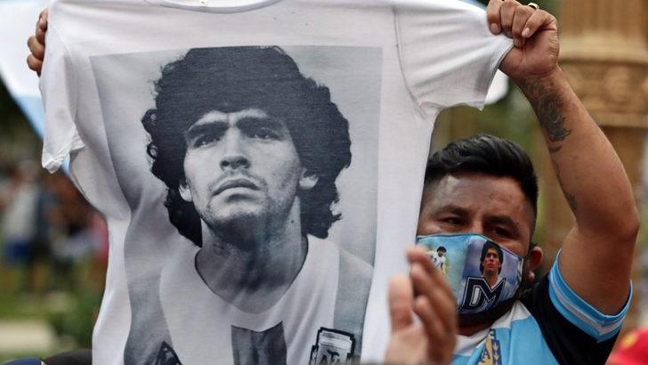 Así impactó la noticia de la muerte de Maradona en Buenos Aires