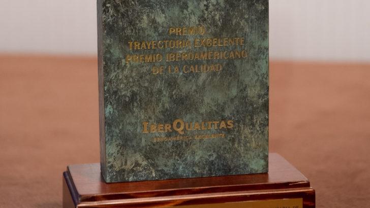 "República AFAP recibe el galardón ""Empresa de Trayectoria Excelente» de Fundibeq"
