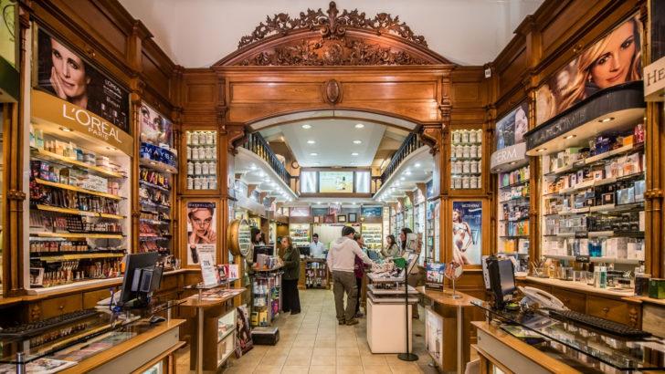 Farmacia y Homeopatía Matías González celebra su 115 aniversario