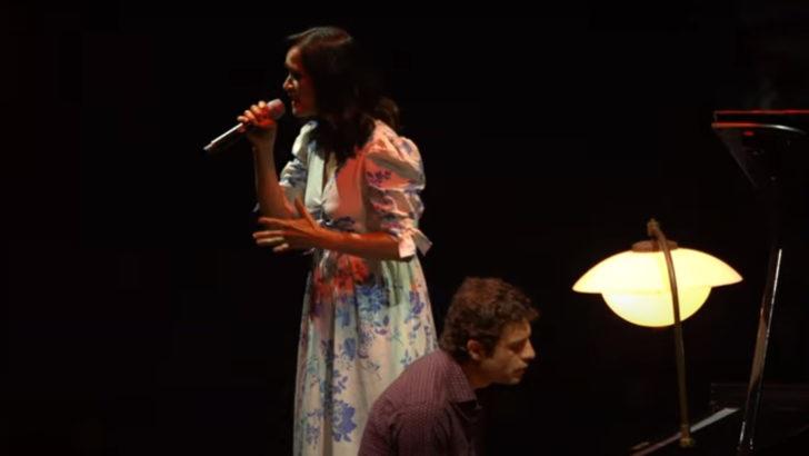Julieta Venegas publicó su concierto en el Antel Arena