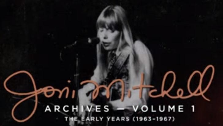 <em>La Música del Día</em></a>  <br>Revisando el archivo de Joni Mitchell