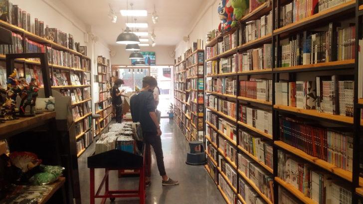 <em>La Conversación</em>: Con Carmelo Porcelli, propietario de librería Lannister