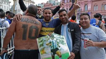El día después: Un análisis de la jornada del velatorio de Maradona