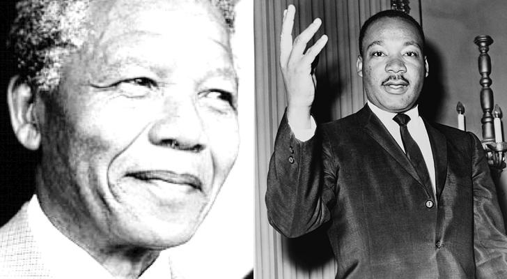 <em>La Tertulia, de Colección</em>: Mandela y Luther King