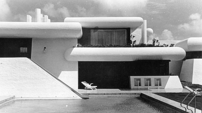 <em>La Conversación</em>: Con el arquitecto Emilio Nisivoccia, uno de los autores de <em>El universo curvo de Samuel Flores</em>