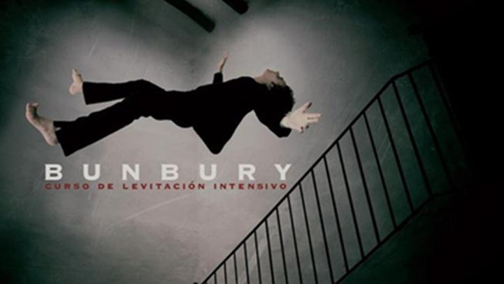 Enrique Bunbury ya no gira, levita