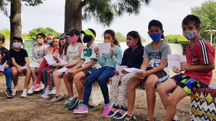<em>Los ojos de la radio</em>: Hoy fue el primer día del programa Escuela de Verano