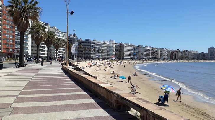 <em>Los ojos de la radio</em>: El alcalde Abt se reunió con el representante de los guardavidas para enterarse de la aplicación del protocolo en playas de su municipio