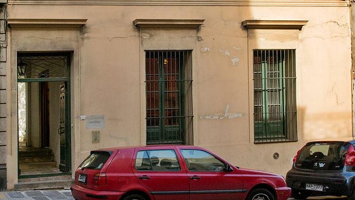 <em>Los ojos de la radio</em>: El estado de la casa de Garibaldi en Ciudad Vieja