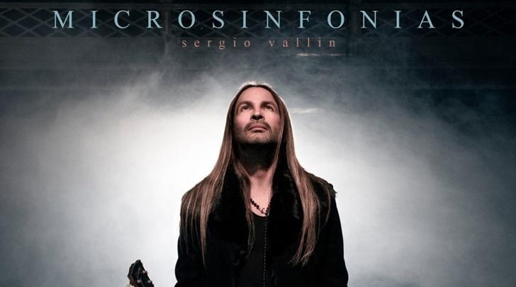 Sergio Vallín, guitarrista de Maná, publica nuevo álbum