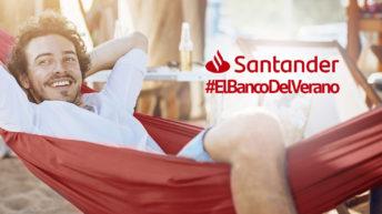 Santander suma beneficios para disfrutar del verano 2021