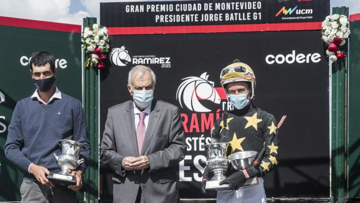 UCM en el Gran Premio Ramírez