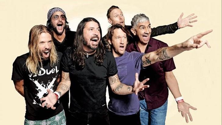 Foo Fighters adelantan el tercer corte su próximo álbum: <em>Medicine at Midnight</em>