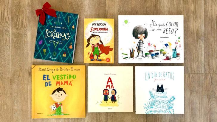 6 de enero, día de regalar libros