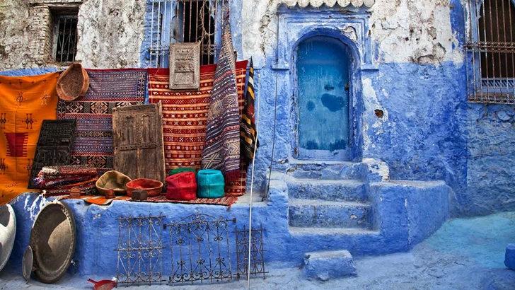 <em>Tripulacción</em>. Marruecos: El norte de África nos acerca al mundo árabe conjugando una geografía muy variada