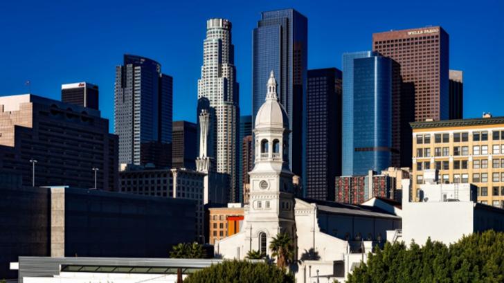 <em>Tripulacción</em>. Ciudades icónicas: Los Ángeles