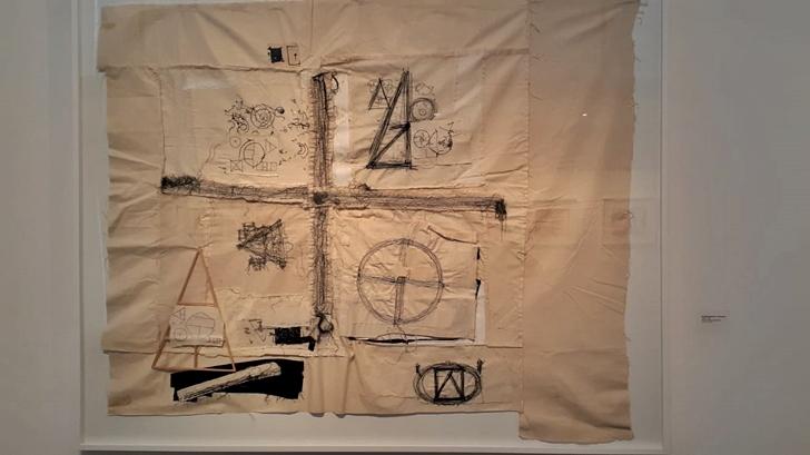 <em>Los ojos de la radio</em>: La exposición de Washington Barcala en el Museo Gurvich, <em>Mi vida de cartonero</em>