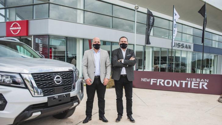Grupo Santa Rosa presentó la nueva Nissan Frontier