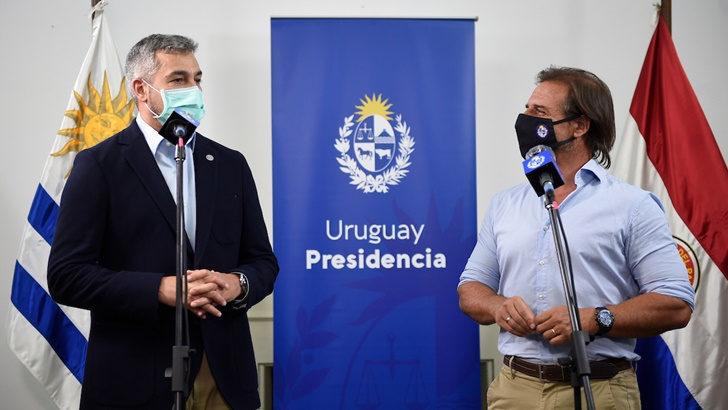 Reunión Lacalle Pou-Abdo Benítez: Ambigüedad de Paraguay anticipa que continuará el status quo del Mercosur, dice analista Marcel Vaillant