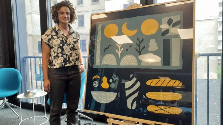 <em>La Conversación</em>: Con Lucía Boiani, artista de la semana