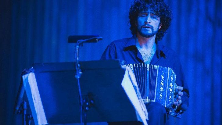 Piazzolla & La Mufa. Con Martín Pugin