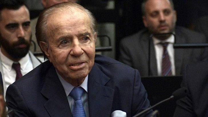 Falleció ayer a los 90 años el expresidente argentino Carlos Saúl Menem