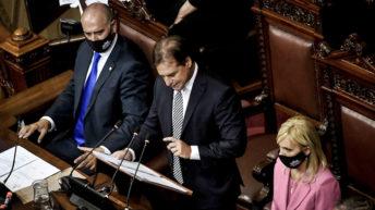 Según el FA, el gobierno no tiene «diálogo democrático» y evalúa «mal» la crisis