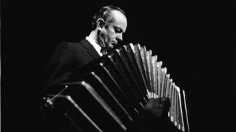 Se cumplen 100 años del nacimiento de Astor Piazzolla