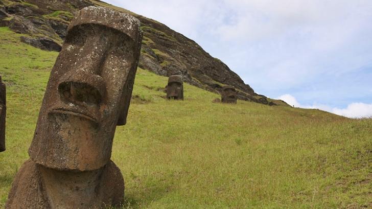 <em>Tripulacción</em>. Isla de Pascua: El tesoro del Pacífico