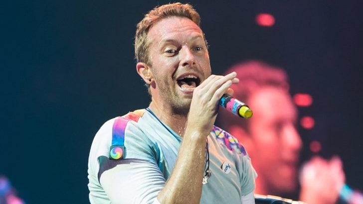 Chris Martin, cantante y líder de Coldplay, cumplió 44 años