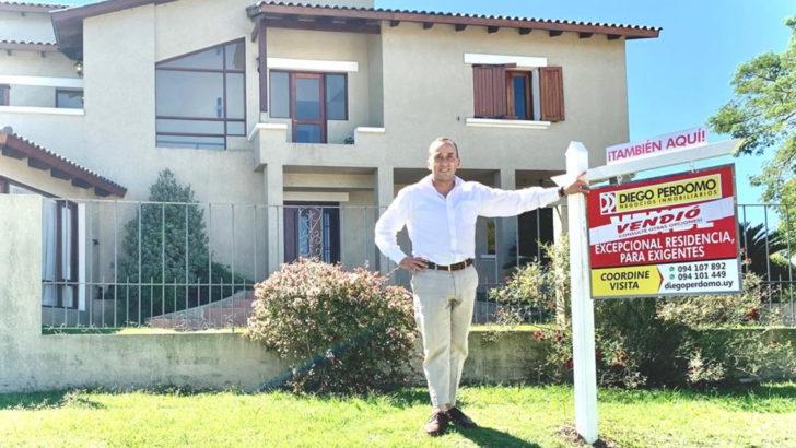 ¡Casa y Chances de Ganar un Auto! Así celebra Diego Perdomo Negocios Inmobiliarios sus 15 años
