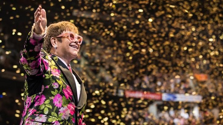Sir Elton John cumple hoy 74 años