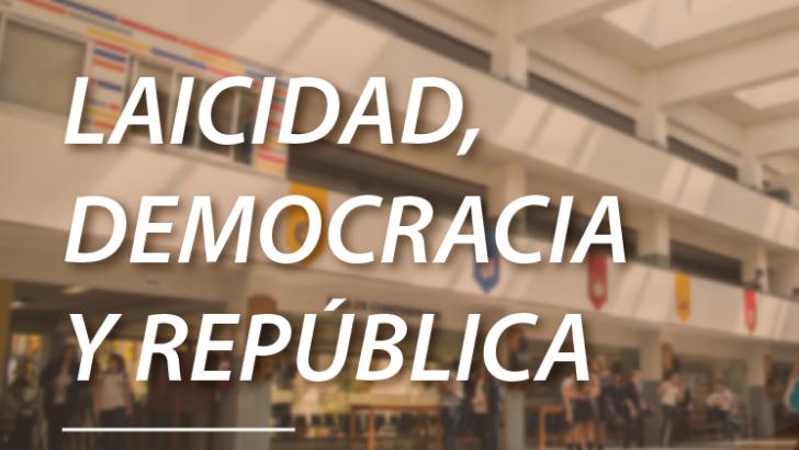 """Escuela y Liceo Elbio Fernández organiza conferencia: """"Laicidad, Democracia y República: reflexiones en torno a la construcción de la nacionalidad uruguaya"""""""