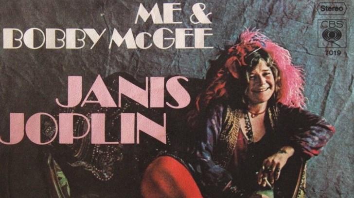 En su 50 aniversario, la canción «Me and Bobby McGee» de Janis Joplin estrena video
