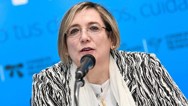 «La adhesión al paro convocado por Fenapes ayer fue de 30%», dice Jenifer Cherro, directora general de Secundaria