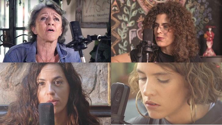 Mujeres cantan mujeres