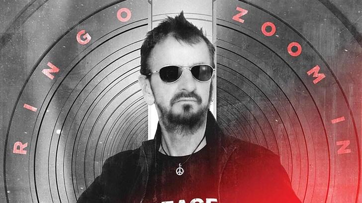Ringo Starr tiene Zoom
