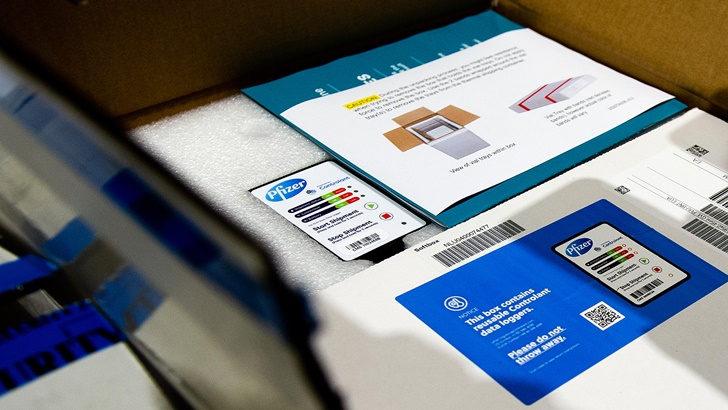 ¿Cómo será el proceso de distribución de las vacunas de Pfizer/BioNTech a través de contenedores y embalajes de la empresa va-Q-tec?