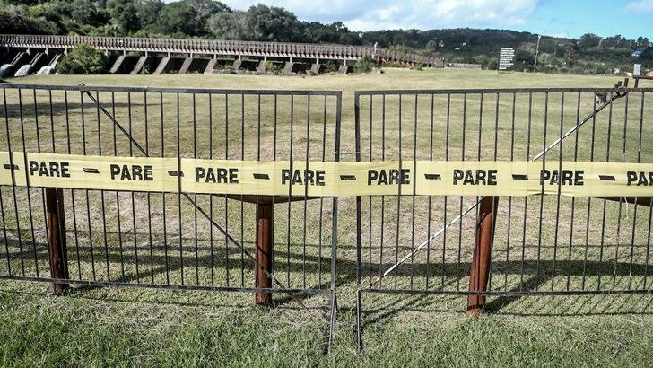 Como el Uruguay, ¿no hay?