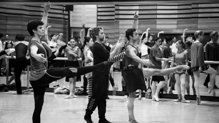 <em>Los ojos de la radio</em>: Actividades del Sodre en el Día Internacional de la Danza