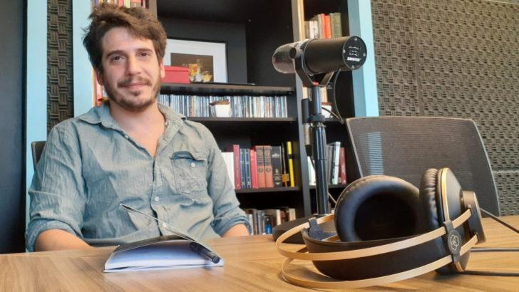 <em>La Conversación</em>: Con Gonzalo Baz, uno de los mejores narradores de nuestro idioma según la legendaria revista Granta